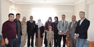 Jandarma Genel Komutanı Orgeneral Çetin, Bitlis'i ziyaret etti