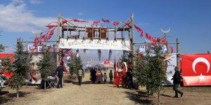 Erzurumlular ata geleneklerini kültür ve spor etkinlikleriyle yeniden yaşadı