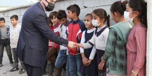 Özalp Kaymakamı Nasır'dan mahalle ziyareti