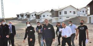 Deprem konutlarında 'teslim' müjdesi