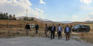 Gürpınar'da 5 semt sahası inşa ediliyor