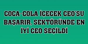 Coca-Cola İçecek CEO'su Başarır, sektöründe En İyi CEO seçildi