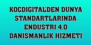 KoçDigital'den dünya standartlarında Endüstri 4.0 danışmanlık hizmeti