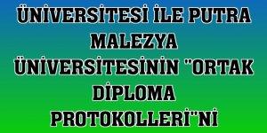 YÖK, Atatürk Üniversitesi ile Putra Malezya Üniversitesinin 'Ortak Diploma Protokolleri'ni onayladı