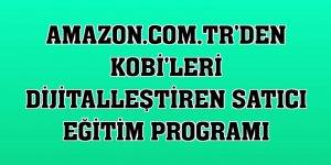 Amazon.com.tr'den KOBİ'leri dijitalleştiren satıcı eğitim programı