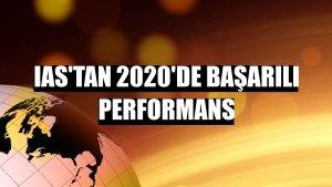 IAS'tan 2020'de başarılı performans