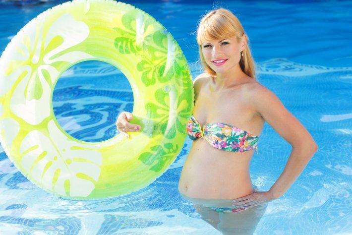 Hamilelikte Yüzmek ve Gebelikte Yüzmenin Faydaları