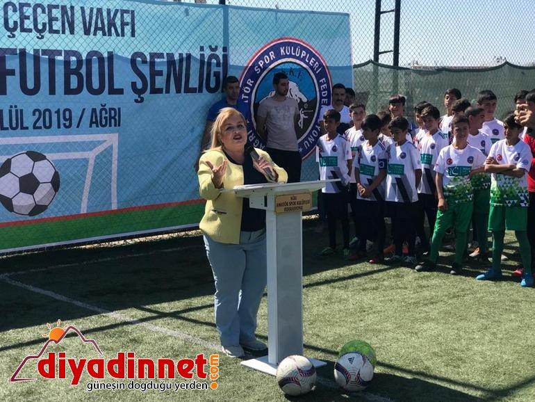Minikler Futbol Şenliği sona erdi3