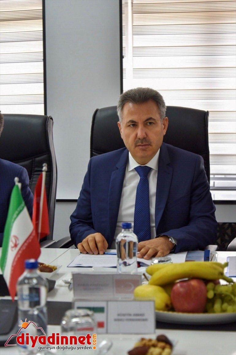 Türkiye-İran 90. Alt Güvenlik Komite Toplantısı3