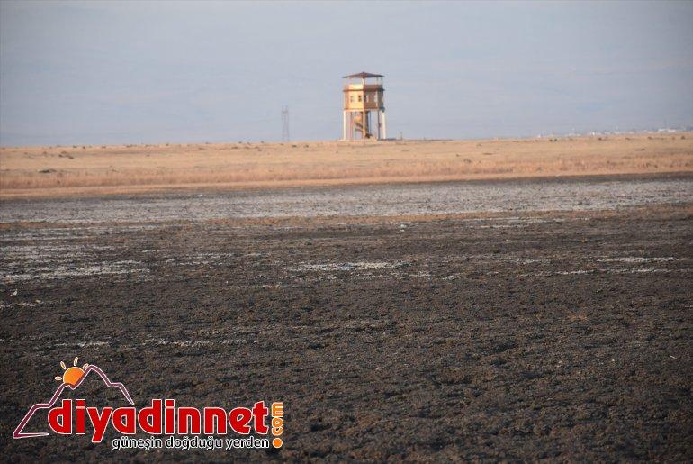 Kuyucuk Gölü'ne yeniden hayat verecek sondaj kuyusu tamamlandı