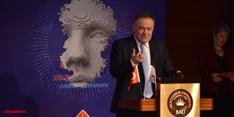 Bahçeşehir Koleji, 'K12'de Yapay Zeka Konferansı' düzenledi