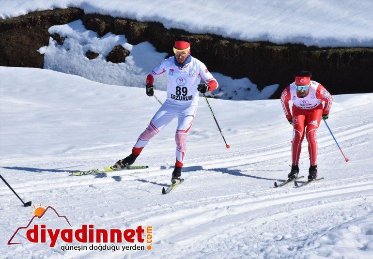 - Türkiye Şampiyonası MUŞ Üniversitelerarası Koşu Kayaklı başladı 17