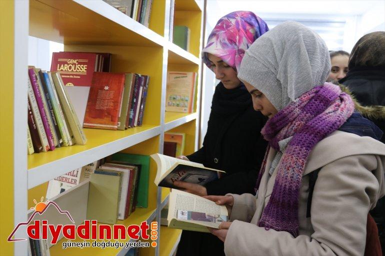 Elban, katıldı Valisi kütüphane açılışına Taşlıçay'da Süleyman Ağrı 9