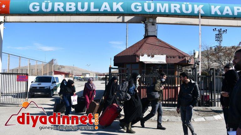 kurulan sahra sayısı çadır Gürbulak yükseltildi 14'e Kapısı'nda Sınır hastanesinde 3