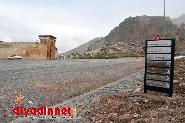 kapsamında ziyarete Paşa Sarayı İshak kapatıldı koronavirüs tedbirleri 4