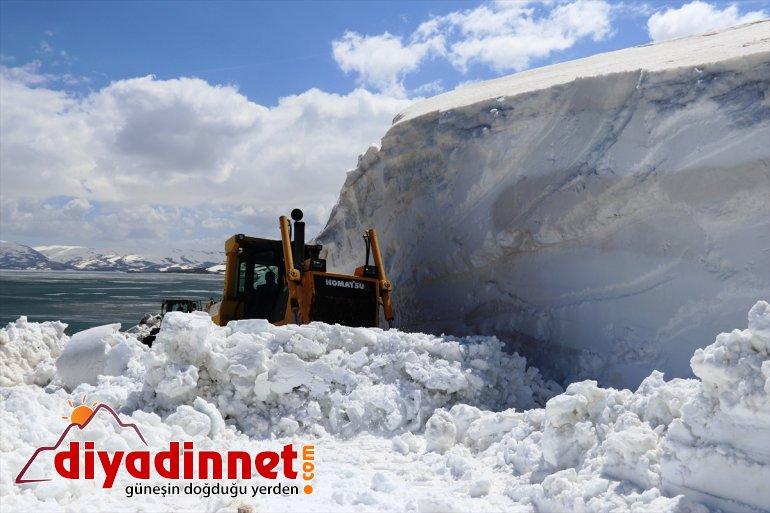 - beri köy aydan mezra yolları ekiplerce ve kapalı AĞRI açılıyor 6 6