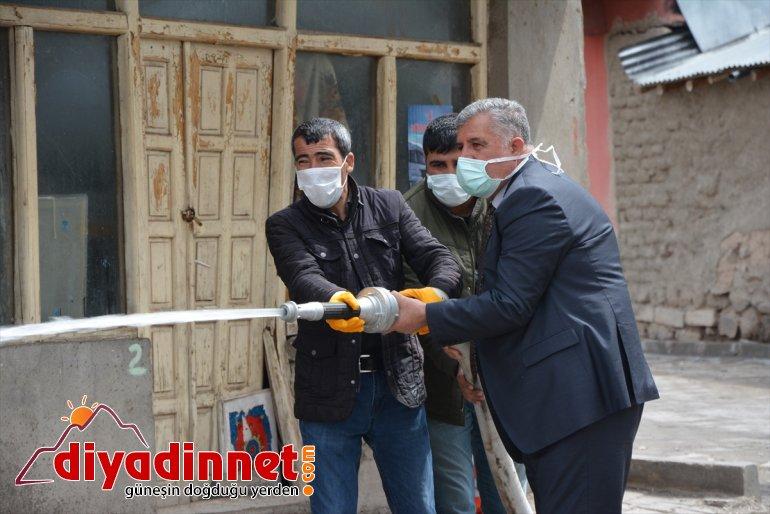 Belediyesinin koronavirüsle çalışmaları Dedeli mücadele 5
