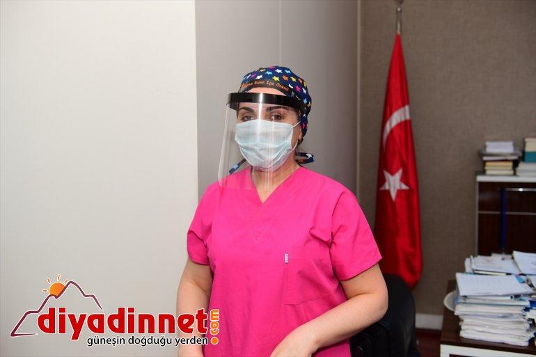 ordusu sağlık bin siperlik 15 gönüllüler için Erzurum'da üretti 2