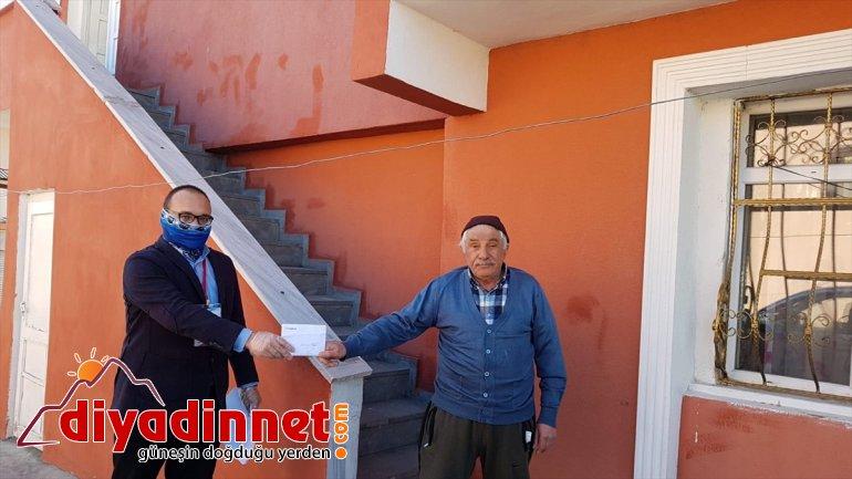 Vefa ekibi Kars'ta 4 bin 770 kişinin yardımına koştu