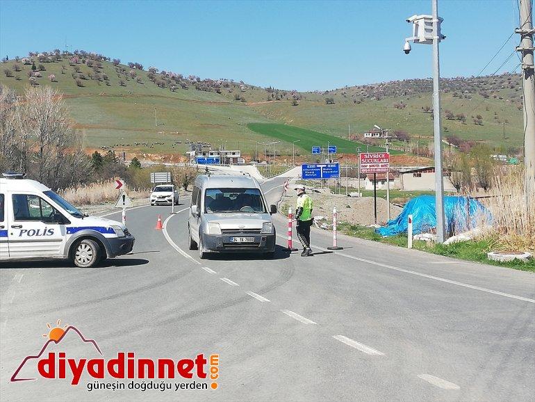 bir karantinaya mahalle bir Elazığ'da alındı ve köy 5