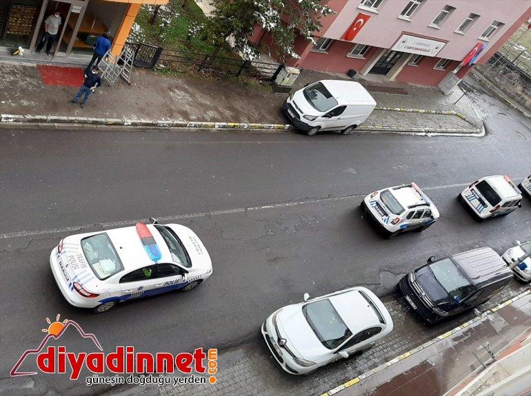 Ardahan polisi çocukların 23 Nisan'ını araç konvoyu yaparak kutladı