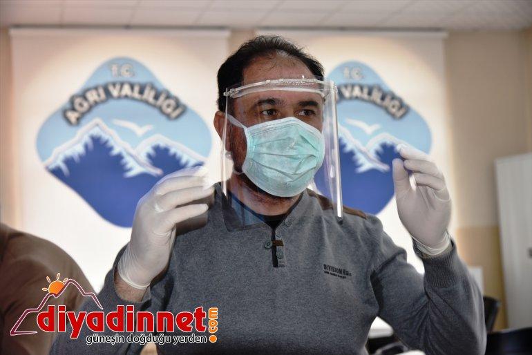 3 için  maske bir Eğitim sağlıkçılar - neferleri dakikada AĞRI üretiyor 11