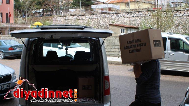 HAKKARİ ihtiyaç yardım - ailelere Şemdinli'de sahibi 6