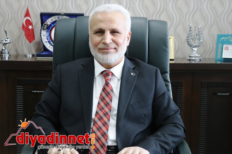 Ağrı İl Müftüsü Tandoğan Topçu'dan Diyanet İşleri Başkanı Prof. Dr. Ali Erbaş'a destek