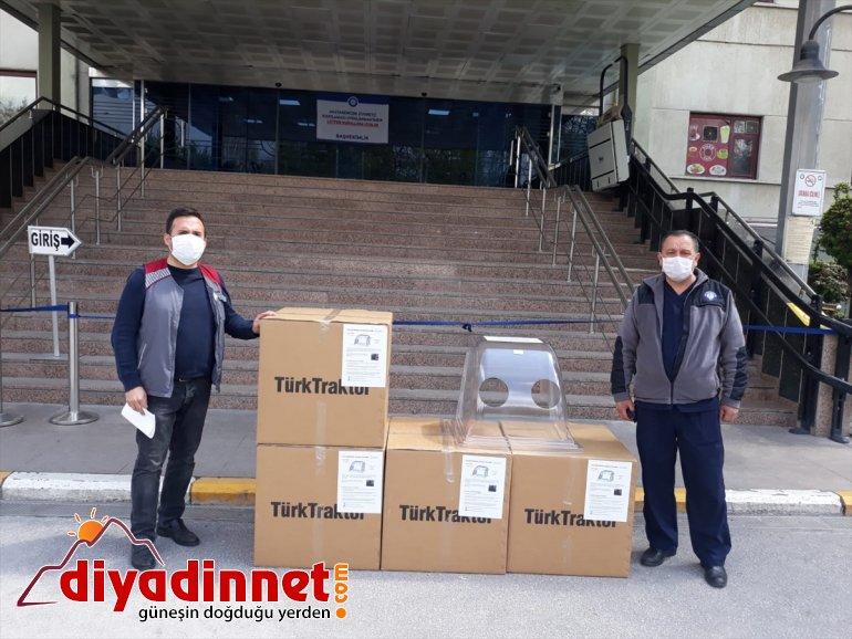 numune entübasyon biyolojik TürkTraktör, üretiyor alma ve kabinleri 3