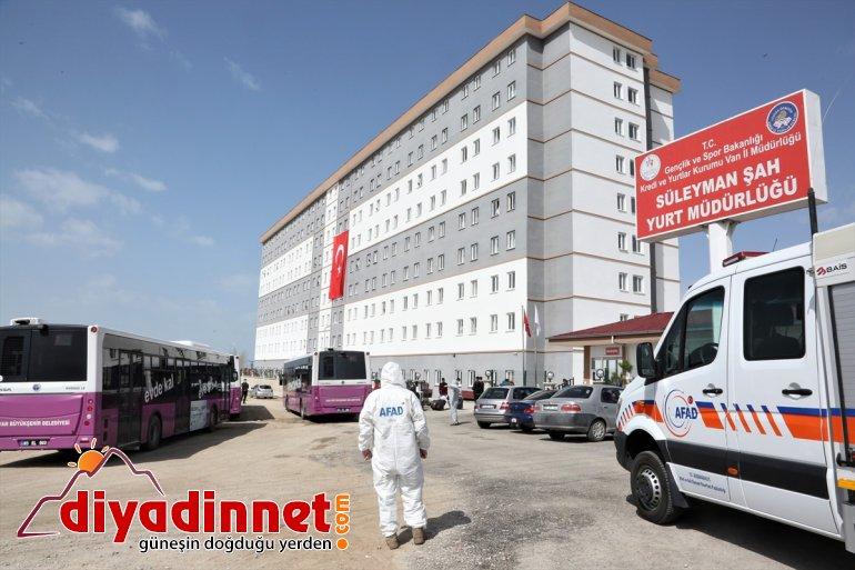 vatandaşı yerleştirildi VAN Umman'dan yurda - 249 Türk getirilen 13