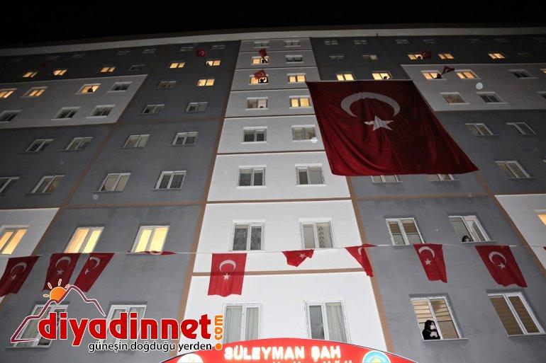 KKTC'den 189 vatandaşı getirilen yerleştirildi yurda Van'da Türk 22