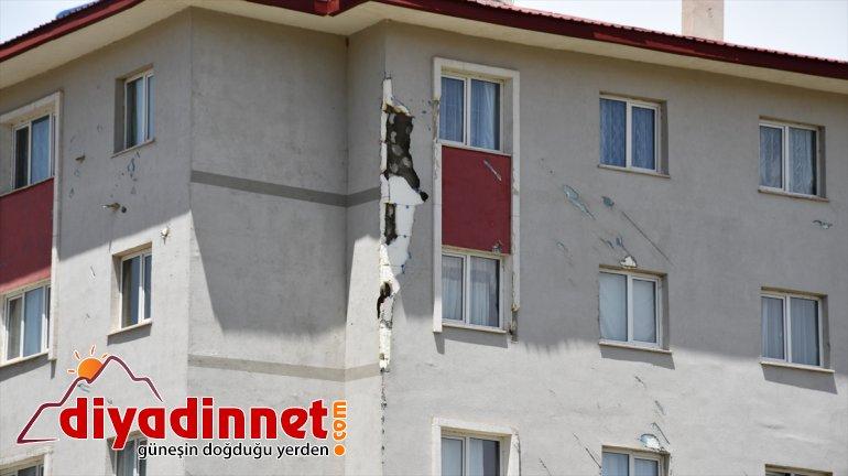 hasara Ağrı'da yol açtı şiddetli rüzgar 9