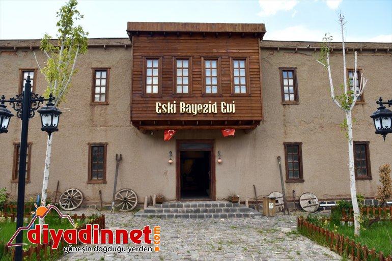 Doğubayazıt'ın sessizliği tarihi mekanlarında Kovid-19 4
