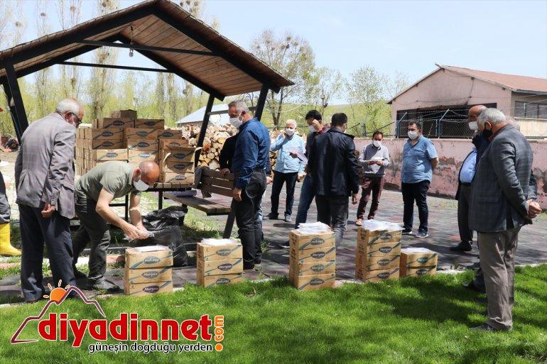 dağıtıyor maske en AĞRI köylerde sabun ekibi Vefa ve - ücra 11