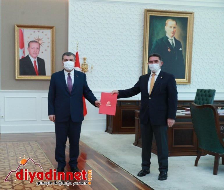 Ağrı İbrahim Çeçen Üniversitesi Eğitim ve Araştırma Hastanesinde 10 yataklı yanık ünitesi kurulacak