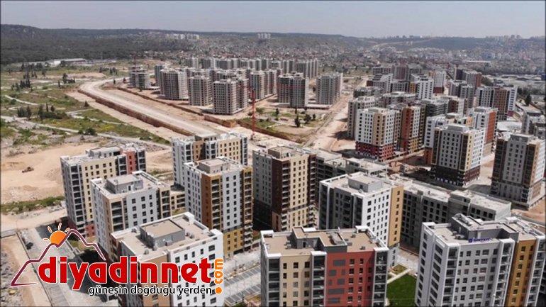 yüksek Antalya'da yaşandı artış fiyatlarında en Konut 2