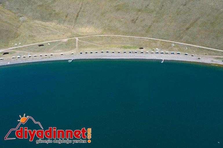 - Gölü'nü IĞDIR yüzerek Yüzücüsü Emre Ağrı'daki Balık Deliveli, Maraton geçti 8