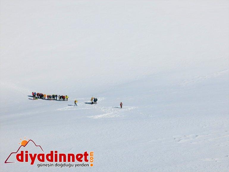 Türkiye'nin AĞRI - iklimini yaşıyor kutup çatısı çöl ve birlikte 17