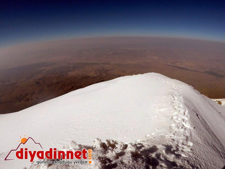 yaşıyor iklimini ve çöl çatısı Türkiye'nin AĞRI - birlikte kutup 18