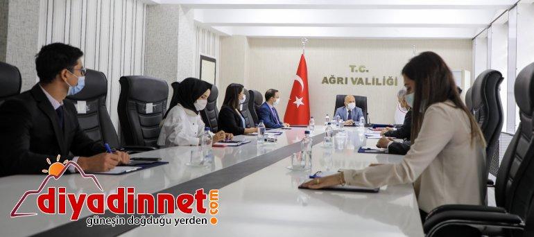 Ağrı İl Kültür ve Turizm Müdürlüğü Proje Değerlendirme Toplantısı3