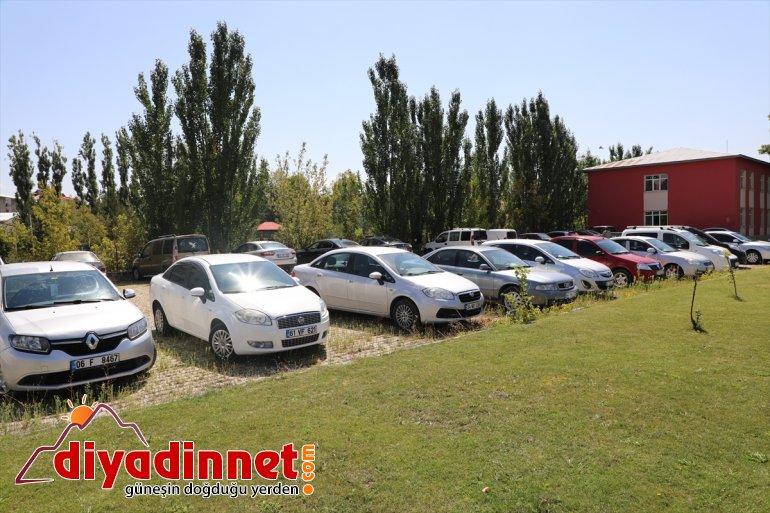desteği mücadelede Müdürlüğüne İl araç Kovid-19'la Ağrı Sağlık Valiliğinden, 3