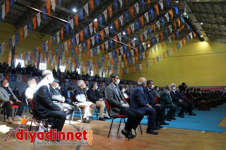 Nuri Ağrı Başkanlığına Yıldız seçildi Merkez AK Parti İlçe 3