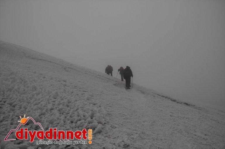camiasında müjdesi Dağı'nın sevinçle IĞDIR - dağcılık Ağrı karşılandı açılacağı tırmanışa 8