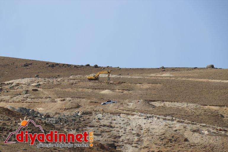heyecan yarattı Rezerv taşı, - müjdesi altın köyde AĞRI toprağı 11