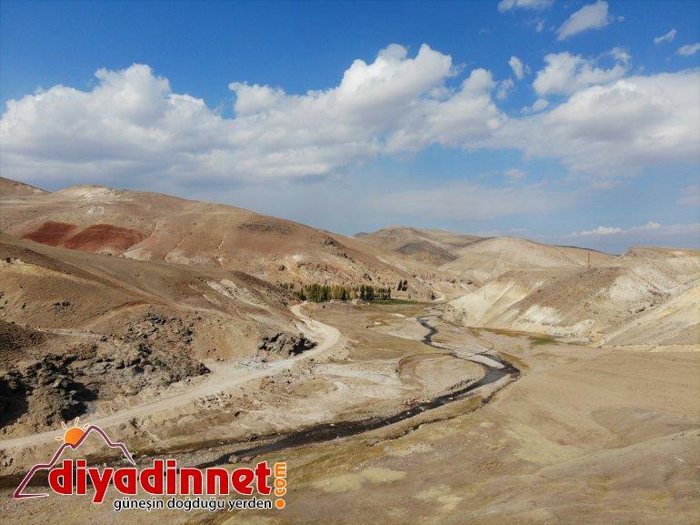 heyecan müjdesi AĞRI Rezerv toprağı yarattı taşı, - köyde altın 10