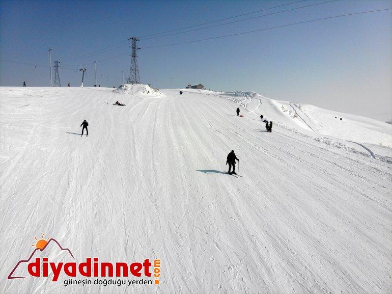 Ağrı'daki Merkezi ağırlıyor Kayak yüzüyle kayakseverleri yenilenen Küpkıran 11