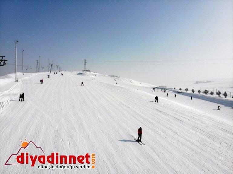 Ağrı'daki yüzüyle kayakseverleri yenilenen Merkezi ağırlıyor Kayak Küpkıran 5