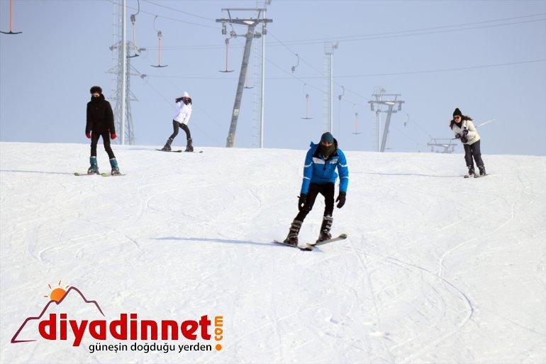 kayakseverleri Merkezi Kayak Küpkıran Ağrı'daki yüzüyle ağırlıyor yenilenen 6