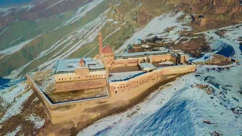 İshak Paşa Sarayı5