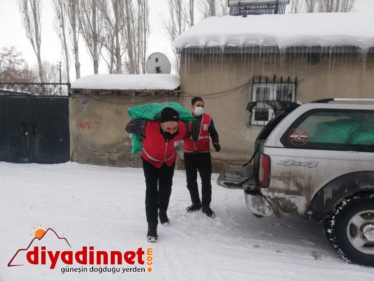 Türk Kızılay Ağrı Kömür Para Yardımı3